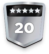 ratings badge