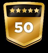 ratings badge