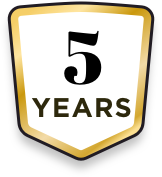 Member for 5 years