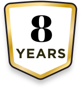 Member for 8 years