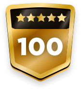 100+ ratings