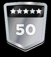 50+ ratings
