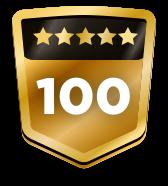 100+ ratings